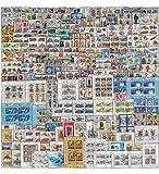 Goldhahn DDR gestempelt Sammlung nur kpl. Ausgaben aus 1985-1990 Briefmarken für Sammler