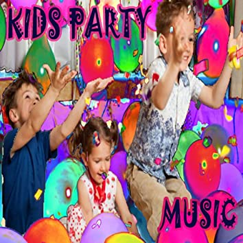 KIDS PARTY MUSIC