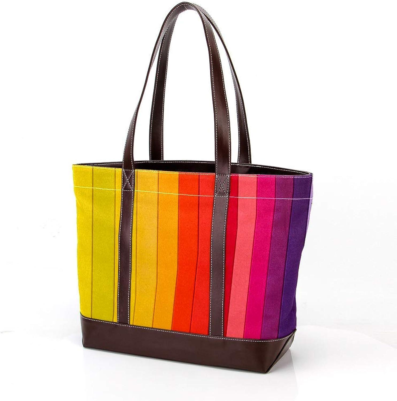 Yuzheng , Damen Tote-Tasche Mehrfarbig Mehrfarbig B07PZC7T51 B07PZC7T51 B07PZC7T51  Verkauf Online-Shop 71ffe6