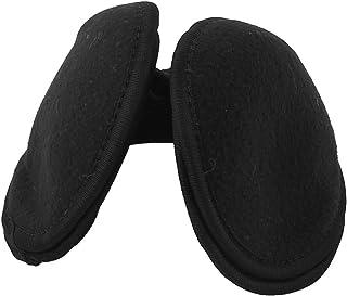 uxcell® Unisex Sport Winter Earmuff Ear Warmer Cover Wrap Headband Black 2 Pcs