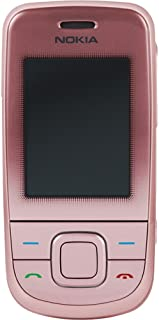 Nokia 3600 Slide GSM Mobile Cellphone Unlocked - International Version No Warranty (Pink)