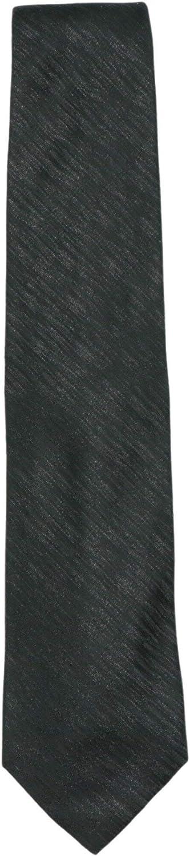 Italo Ferretti Men's Metallic Woven Silk Necktie