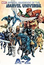 Official Handbook of the Marvel Universe A to Z Volume 1 (Official Index to the Marvel Universe A to Z)