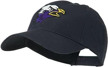 SM Eagle Head Mascot Embroidered Cap