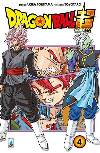 Dragon Ball Super (Vol. 4)