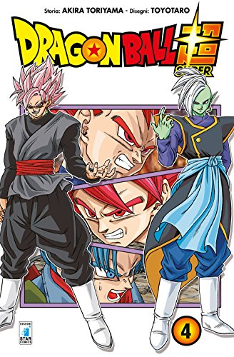 Dragon Ball Super (Vol. 4)