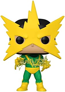 Pop! Marvel 80th- First Appearance- Electro (Specialty)