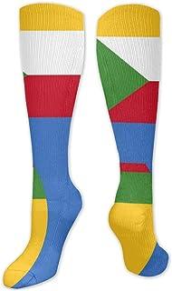 MISS-YAN, Calcetines para hombre y mujer, divertidos y locos, para carreras, deporte, deporte, trel o calcetines The Calf