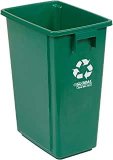 Global Industrial Recycling Container, 15 Gallon, 12