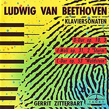 Beethoven: Piano Sonatas Nos. 7, 17 & 21