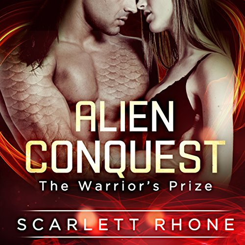Alien Conquest audiobook cover art
