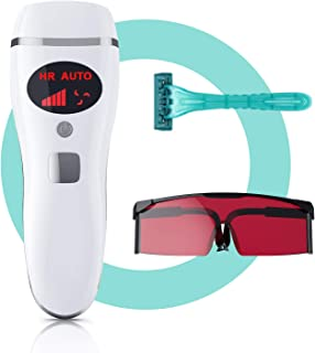 IPL Hair Removal System for Women Permanent Painless Facial Body Profesional Hair Remover..