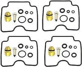 labwork 4pcs Carburetor Rebuild Repair Kit for Suzuki GSX750F GSF1200 Carburetor Repair L38 KL-5082