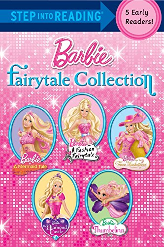 Barbie Fairytale Collection (Barbie: Step into Reading: Step 2)