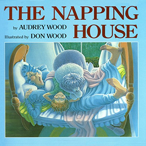 The Napping House audiobook cover art