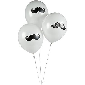 Foil Balloon CTI BirthdayExpress Mustache Party Supplies