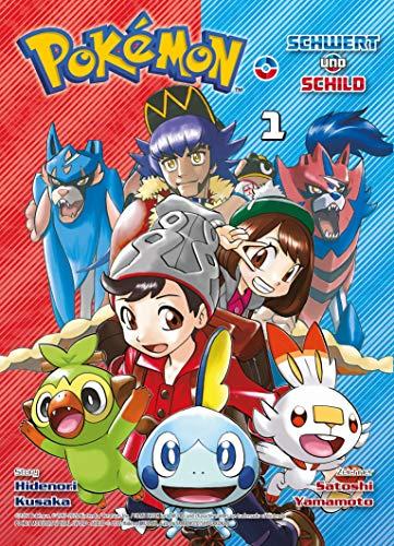 Pokémon - Schwert und Schild: Bd. 1