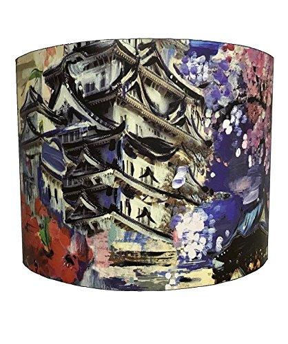 DELPH DESIGN LIGHTING LTD 8 Inch Oosterse Abstract Artistieke Stijl Lampenkap Voor Een Plafond Licht