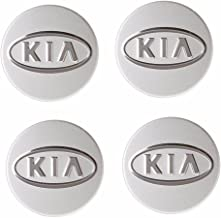 HYUNDAI Wheel Center Hub Cap Set 4P KIA Forte/Koup Soul Optima Sportage OEM Parts