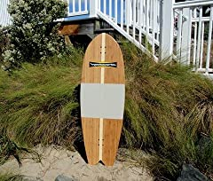 ✅ UNIQUE QUALITY: Recreating the true experience of surfing with Our most maneuverable board. ✅ WEIGHT LIMIT: Good for riders of all sizes, No weight limit which makes it suitable best longboard for all ages (Best for 80-190lbs) ✅ USED FOR: Great for...