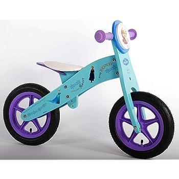Elsa - Bicicleta sin Pedales (Ruedas de 12 Pulgadas, Madera ...