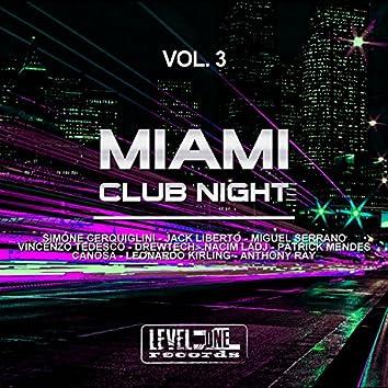 Miami Club Night, Vol. 3