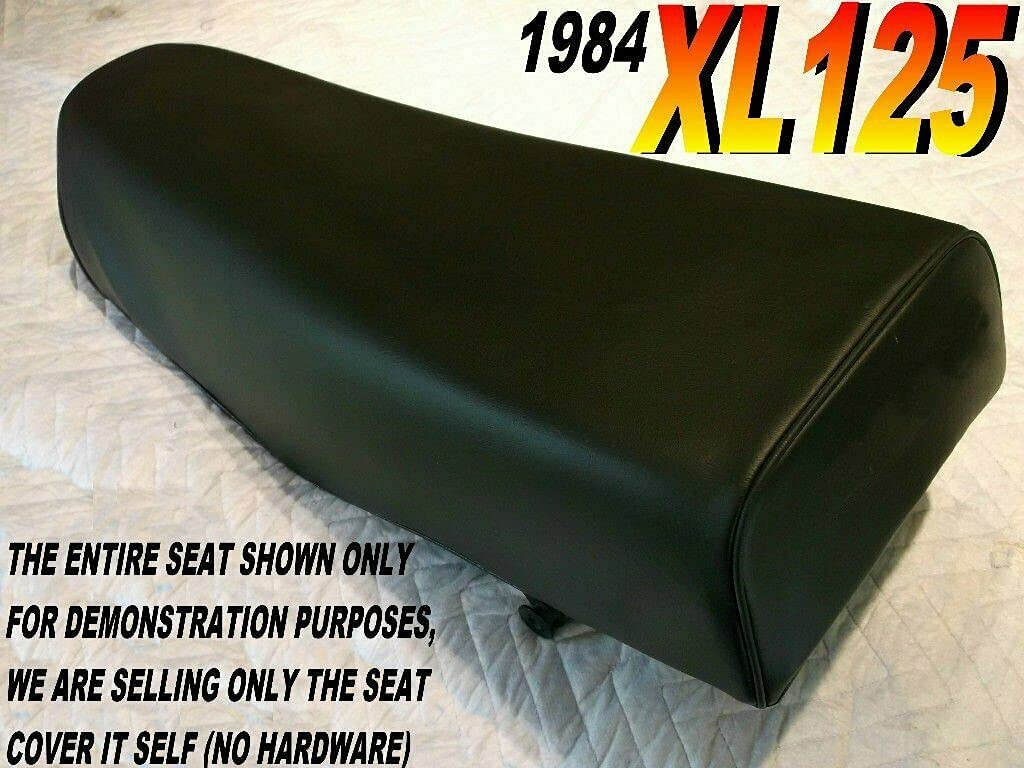 New Replacement Wholesale seat cover San Diego Mall fits XL125 XL 09 Honda 125 Black 1984