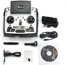 HobbyFlip Devo F12E Radio only (No Drone Included) DevoF12E Compatible with RC Aircraft