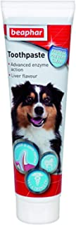 Beaphar Toothpaste for Cats & Dogs (Liver Flavor) - 100 gms