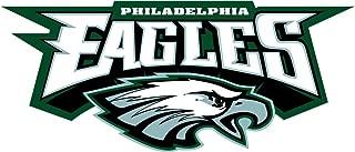 skyhighprint - Philadelphia Eagles NFL Football Sport Set of 2 Decor Vinyl Print Sticker 14'' X 6''