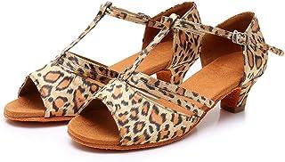 [Feiscat] 子供靴 サンダル 女の子 シンプル 簡単 純色 ダンス用 履き心地良い ファーストシューズ キッズ靴 可愛い おしゃれ ベビーシューズ カジュアル 通学 通園 誕生日 運動会 宴会 出産祝い プレゼント ダンス 普段着