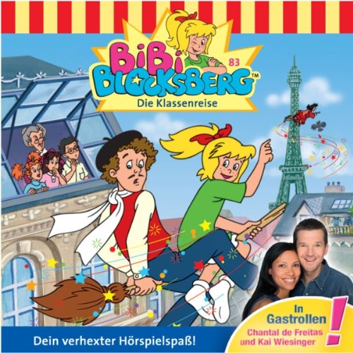 Die Klassenreise audiobook cover art