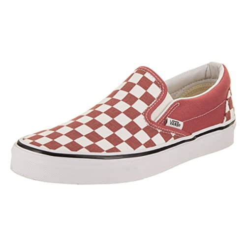 3de7d95b4e Vans Unisex Classic (Checkerboard ) Slip-On Skate Shoe