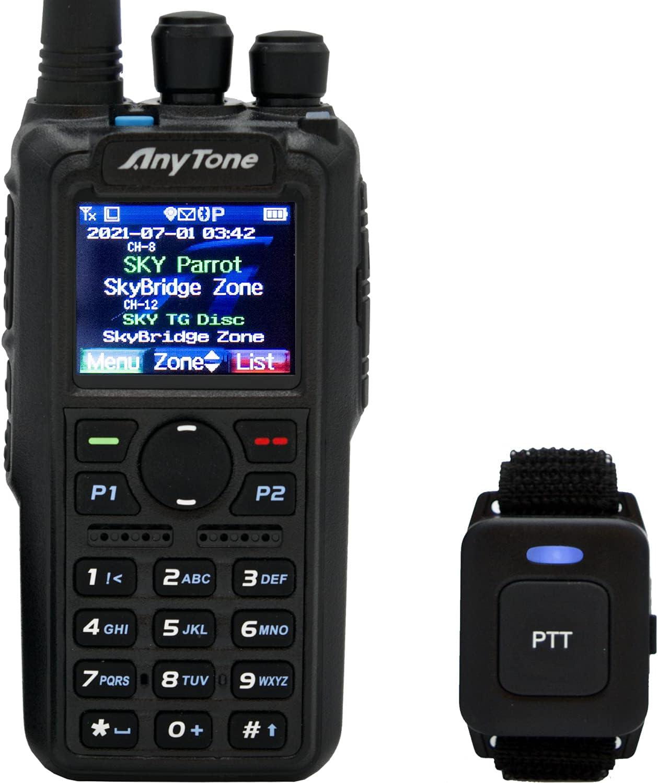 Lowest price challenge AnyTone Max 84% OFF AT-D878UV Plus Radio Handheld