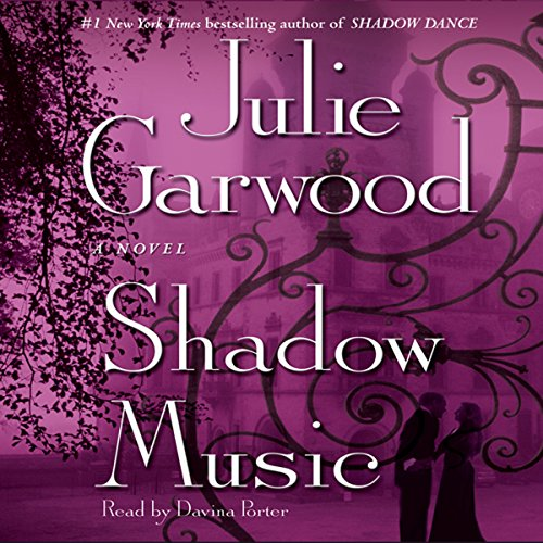 Shadow Music audiobook cover art