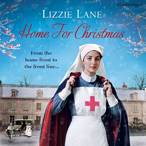 Home for Christmas audiobook cover art