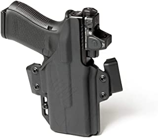 Raven Concealment Systems Perun LC OWB Holster fits Glock with Surefire XC1 A B