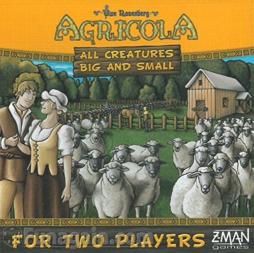 Agricola: All Creatures Big and Small - The Big Box