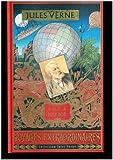 L'ÎLE A HELICE ed. Atlas illustrée, cartonnage rouge polychrome