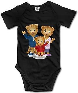 Daniel Tiger Family Personalize Baby Unisex Jumpsuit Cotton