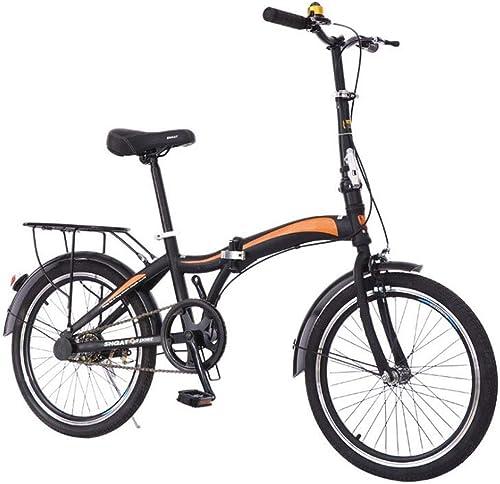 barato y de alta calidad GHGJU Bicicleta Bicicleta Bicicleta portátil Bicicleta Mini Bicicleta Plegable Bicicleta de Velocidad Variable amortiguación para Caminos de Montaña y Caminos de Lluvia y Nieve Esta Bicicleta es Plegable  estar en gran demanda