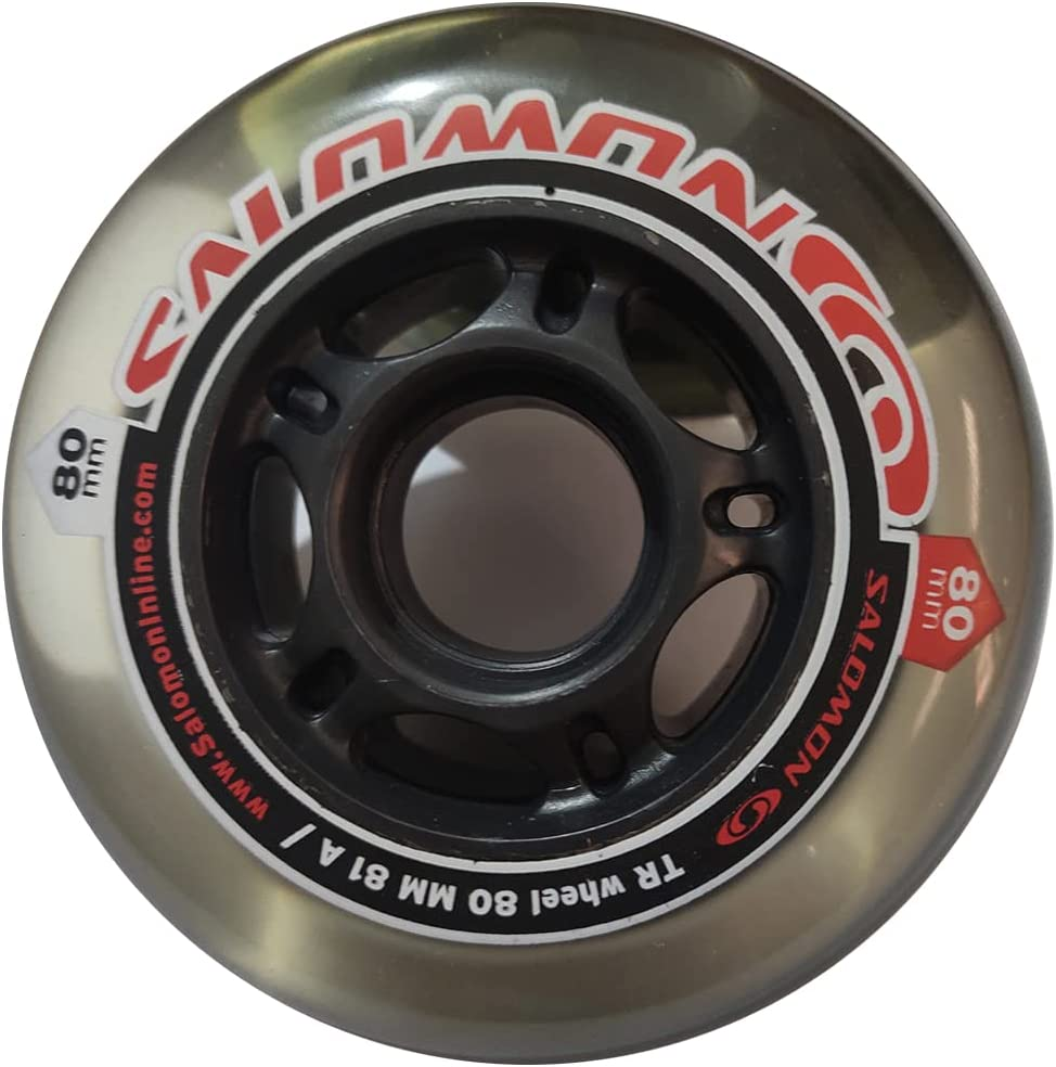 80mm low-pricing Inline Skate Wheels 81A 8 Wh Durable PU Skates Max 55% OFF Packs