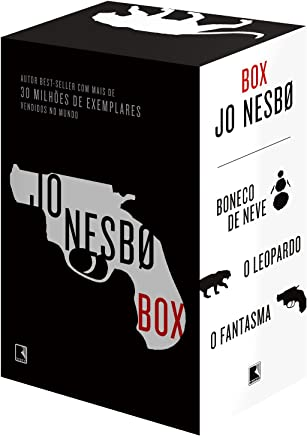 Jo Nesbø - Caixa Exclusiva