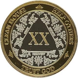 aa medallions custom