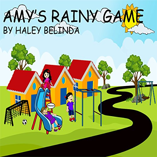 Couverture de Amy's Rainy Game
