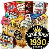 Legenden 1990 / Schokolade DDR Süßigkeiten-Box L / Geschenkbox 1990