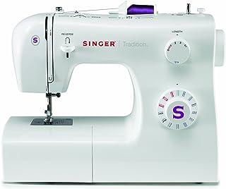 Singer 42263 Machine à Coudre Tradition Blanc