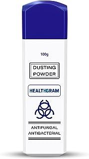Healthgram Healthcare Active Talcum Dusting Powder, 100gm (100g (Pack of 1))