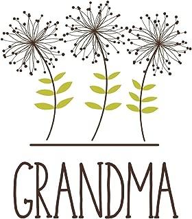 Grandma: DIY Handprint Book To Make