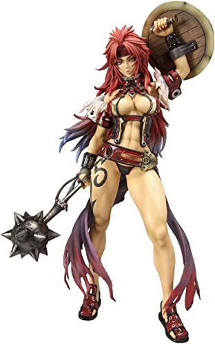 Queens Blade Risty Ex Model PVC Figure